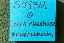 Wear It Wednesdays / Here we'll post our latest favorite apparel for the tennis court. Check back every Wednesday for new outfit ideas!