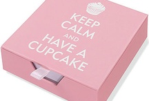 Keep Calm and Have a Cupcake / by Kate Kalb