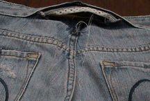 Costurando Jeans