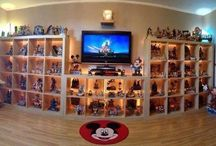 Ideas do display Disney collection