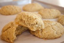 gluten-free.biscuits. / by Kimberly Riffey