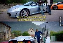 Top Gear / by Kayla Sewell