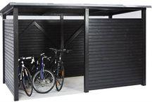 Förråd/cykel