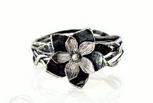 pierścionki handmade