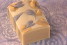 Soaps and suds (Soapmaking stuff) / by Anne Elzenaar