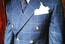Checked Suit