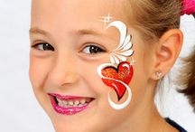 Face Painting Quick Designs
