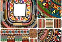 Орнамент Африка