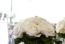 Silver & White Wedding Decoration Ideas
