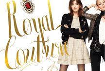 #ROYALCOUTURE / Celebrate the season with glamorous gifts, bold gems, and little luxuries. #RoyalCouture