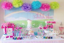 Birthday Party/ Fiesta de Cumpleaños / Birthday party  decor ideas, food, recipes