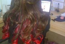 apt citylofts / my hair