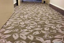 Pavimenti in moquette / Realizzazioni personali, professionali e personalizzate