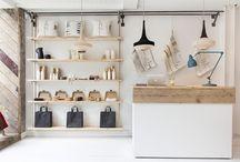 Shops interior