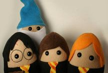 Harry Potter  / by Holly Searls