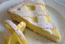 Crostate di limone