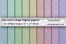 Raccoon's Digital papers