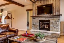 fireplace & wall effects