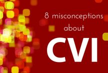 CVI - Cortical Visual Impairment