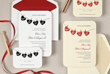 WEDDING INVITATIONS  / by Juli Diaz