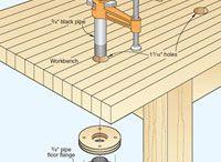projet techno bois