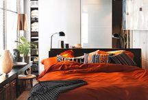 warm- bedrooms