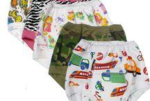 Printed Potty Training Pants