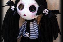 Goth Art Dolls