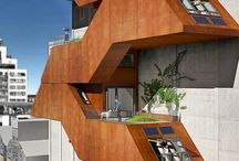 sloped area architecture