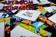ARTed- Printables