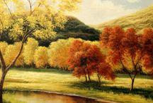 Sergey Minaev - (Russo) Pinturas com Títulos