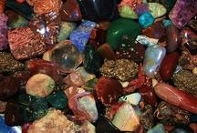 Stones, minerals, gemstones
