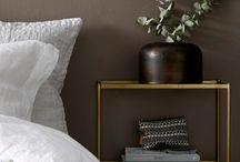 Interiør soverom/loftstue