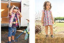 MODA MINI VERANO / Toda la moda mas divertida y colorida hasta 4 años