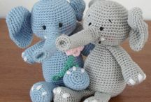 animals crochet