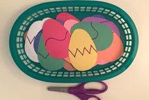 Preschool- Easter