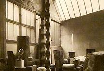 Sculptor Studio Design