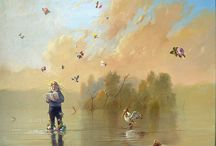 Serzo , the painter