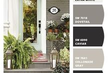 Home exterior / by Shelley Conyers