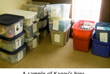 Organizing inventory chaos