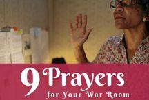 Warroom prayers