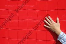 Material Crush - Red