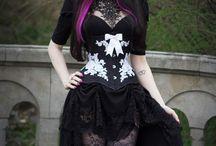 Gothic dress