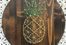 String art / String art pictures and patterns