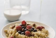 Healthy Food / Low-fat, plant-based, vegan food