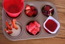 Bento & Muffin Tin Meals / Kid themed Bento Boxes and Muffin Tin Meals / by Michelle Cappiello