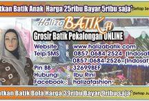Blogger Haliza Batik / Kumpulan blogger untuk ulasan produk haliza, dan ada tips-tips tentang batik.