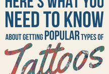 Tattoo's en artiesten