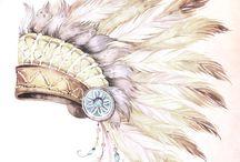 diseños plumas y más!