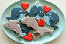 Collection - dolphins / by Rosalie Gerber